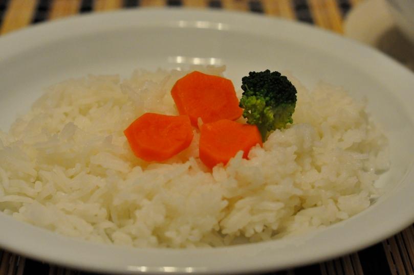 Ahhh....rice